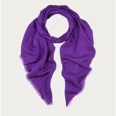 Bally Silk Scarf Women's silk scarf in Purple ($525) ❤ liked on Polyvore featuring accessories, scarves, purple scarves, silk shawl, silk scarves, woven scarves and purple shawl
