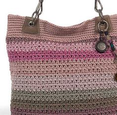 crochet sak handbag (inspiration only)