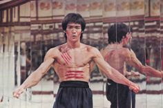 enter the dragon, bruce lee