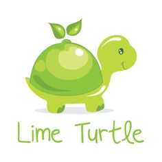 lime turtle logo