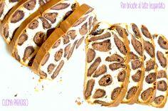 Pan brioche al latte leopardato- LEOPARD CHOCO-MILK BREAD