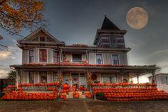 Pumpkin House WV