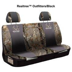 $39.97-$46.00 Baby Bench Seat Cover, REALTREE AP - Universal Vehicle Accessories protect, beautify and revitalize your car or truck interior! Spiff up your ride! You wax your fenders and polish your chrome... why not give the interior a little TLC give your vehicle a whole new look, and an extra layer of insulation from wear and tear. I love these!
