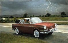 BMW 700 Betriebsanleitung - Handbuch 1960