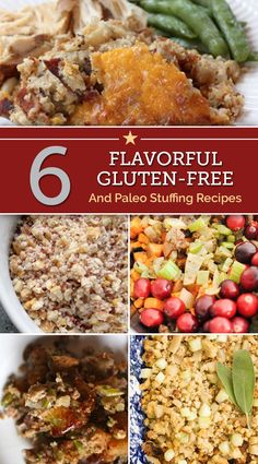 6 Flavorful Gluten-Free and Paleo Stuffing Recipes | thegoodstuff