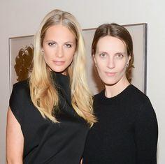 Celebrities&Fashion&Style: Poppy Delevingne, Wendy Goodman, and Jeanne Greenb...