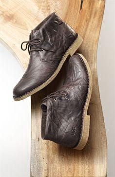 "UGG Austraia 'Leighton""Chukka Boot - My next winter accessory"