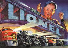 Lionel Catalog Series: 1952