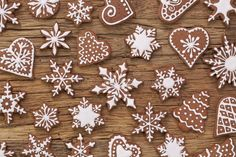 Download Gingerbread cookies stock image. Image of bake, aroma - 35316977