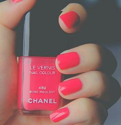 Pretty Chanel Nailpolish!