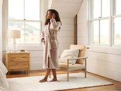 6 Brands Making Ethical and Sustainable Robes and Bathrobes