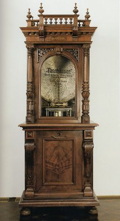 Polyphon (mechanical music box),Leipzig,c.1890