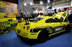 JUN 420GTR #R35 customized by JUN AUTO MECHANIC  #GTR