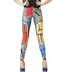 Women's Colorful Workout Leggings Generic http://www.amazon.com/dp/B00VJP7RGA/ref=cm_sw_r_pi_dp_2Aeuvb00FXBMV