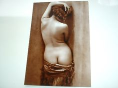 *Vintage Akt-Foto* Nr. 72 Größe 10 x 15cm, matt  von Sakura's Vintage-Planet auf DaWanda.com