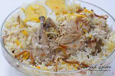 Chicken Biryani...