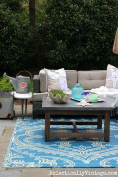 7 best patio chair cushion ideas images cushion ideas diy patio rh pinterest com