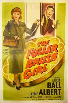 Lucille Ball movie posters   Ball_Lucy_Fuller_Brush_1sht.jpg (54668 bytes)