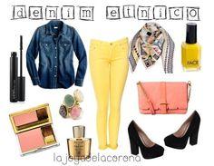 La Joya de la Corona: Cómo Combinar: Pantalón Amarillo