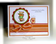 Stampin' Up! SU by Chat Wszelaki, My My Stamps and I