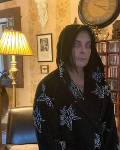 Dani Filth, Cradle Of Filth, Metalhead, Gothic, Fashion, Moda, Goth, Fashion Styles, Fashion Illustrations