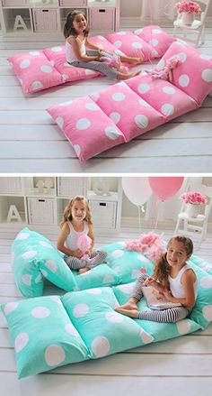 Lounger Seats | Inexpensive Nursery Decor Ideas on a Budget | Colorful Nursery Ideas for Girls