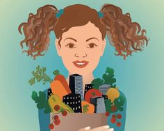 Prescribing Vegetables, Not Pills by Jane E. Brody, nytimes  #Health #Weight_Loss #Vegetables