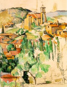 cezanne watercolors - group picture, image by tag - keywordpictures ...