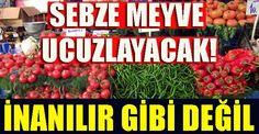 Rusya'ya satılamayan yaş sebze ve meyve ürünlerinin iç piyasaya gireceği ve bu ürünlerin fiyatların aşırı şekilde düşüreceği öne sürüldü.
