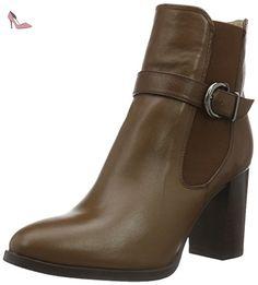 Unisa  RANICA_RI, Bottes Classiques femme - Marron - Braun (Tobacco), 38 EU - Chaussures unisa (*Partner-Link)