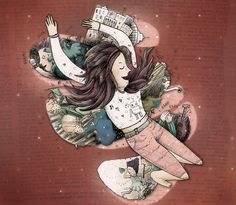 Ritmo, ilustración para Oxford University Press