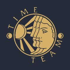 Check out this awesome 'Time+Team' design on @TeePublic!