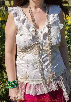 Gypsy Beautiful Dreamer Lace Top Alternative by RagsForGypsies