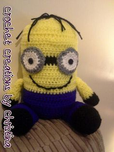 Minion Minions, My Design, Crochet Hats, Fashion, La Mode, Fashion Illustrations, Fashion Models
