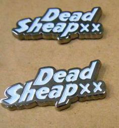 Dead Sheap Pin