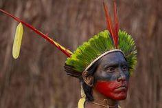 Referência Indígena - Ligação com a agência