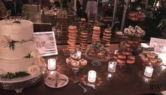 This is our top selling wedding donut stand and will be the hit of your wedding reception. You can mix and match sizes to create your own amazing donut bar. ★★ Donut Stand Details ★★ We custom build t Wedding Reception Food, Wedding Event Planner, Wedding Ideas, Yard Wedding, Spring Wedding, Diy Wedding, Wedding Stuff, Wedding Decorations, Wedding Donuts