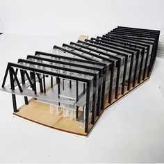 Factory Architecture, Pavilion Architecture, Architecture Portfolio, Futuristic Architecture, School Architecture, Contemporary Architecture, Interior Architecture, Tectonic Architecture, Bus Stop Design