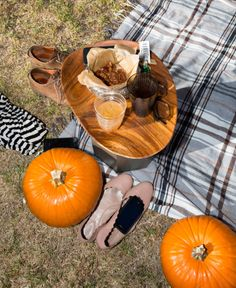 A Fall Pumpkin-Carving Party: The Party Plan Gatherings From The Kitchn