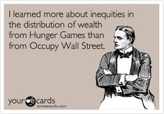 Amen to that! Most of the occupy people were hypocrites in my opinion.