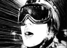 Картинки по запросу manga sunglasses