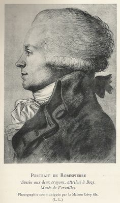 Maximilien Robespierre (1758 – 1794) was a French lawyer and politician, and one of the best-known and most influential figures of the French Revolution and the Reign of Terror.