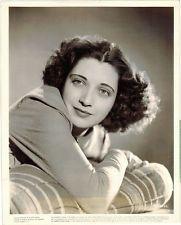 Original 8x10 Photo - KAY FRANCIS - 1938