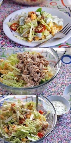 World's Best Food, Good Food, Yummy Food, Vegetarian Recipes, Cooking Recipes, Healthy Recipes, Food Displays, Salad Recipes, Food To Make