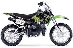 Rylee's Bike before the modifications