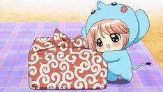 Chibi Devi Mao-chan got the food Cute Kids, Cute Babies, Gakuen Babysitters, Anime Child, Anime Fairy, Cute Chibi, Anime Shows, Aesthetic Anime, Devil