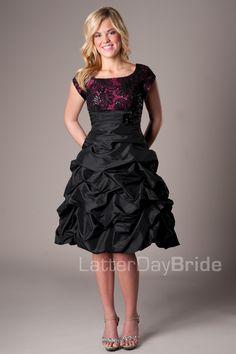 Modest Prom Dresses : Melody- Very popular