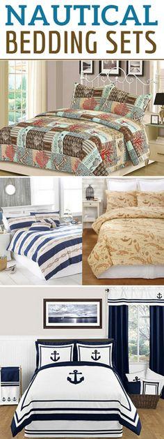 48 best nautical bedding images ideas nautical bed sheets rh pinterest com