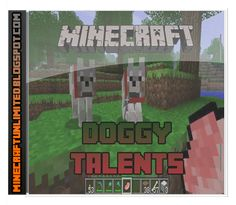 Minecraft Unlimited Mods: Descargar Doggy Talents Mod para Minecraft [1.7.10...