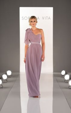 Bridesmaid Maid Your Way dress from Sorella Vita  This is a beautiful multi- way dress.  @andrea gary  @szordanner jones how about something like this?  I like the Majestic, Oasis, and Tahiti colors.